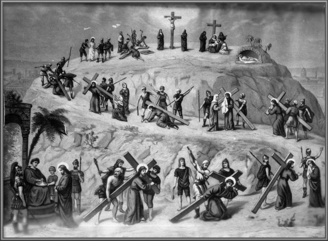 Крестные страдания Спасителя